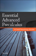 Essential Advanced Precalculus: A Self-Teaching Guide)