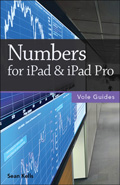 Numbers for iPad and iPad Pro