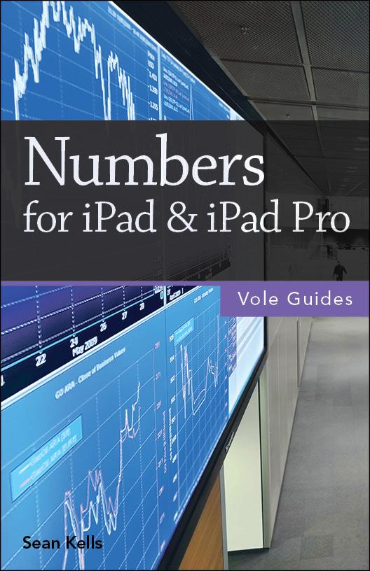 Numbers for iPad & iPad Pro - Questing Vole Press