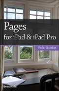 Pages for iPad and iPad Pro
