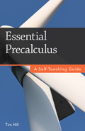 Essential Precalculus: A Self-Teaching Guide)